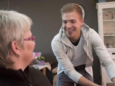 Afbeelding bij 'Coloriet en het Hoornbeeck College gaan samen zorgprofessionals opleiden'