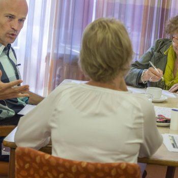 Afbeelding bij 'Stappenplan periodieke evaluatie: Cliënttevredenheid, MDO en zorgleefplanbespreking'