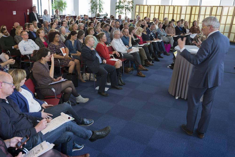 Sjaak Wijma - Zorginstituut Nederland - informatiebijeenkomst kwaliteitskader verpleeghuiszorg