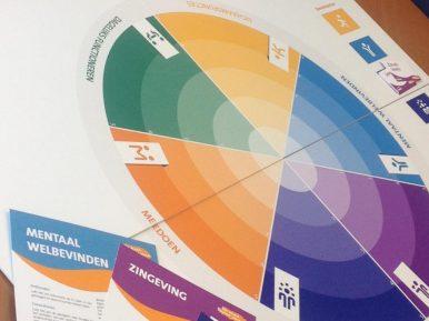 Afbeelding bij 'Cliëntgerichte zorg realiseren met behulp van het web van 'Positieve gezondhe..'