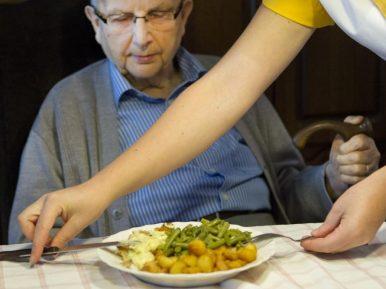 Afbeelding bij 'E-learning 'Ouderen en ondervoeding''
