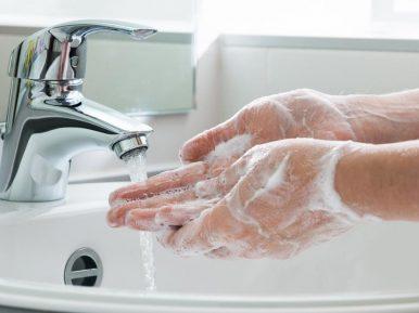 Afbeelding bij 'Dag van het handen wassen – 4 momenten van handhygiëne'