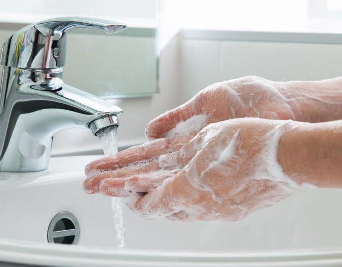 Afbeelding bij 'Dag van het handen wassen - 4 momenten van handhygiëne'