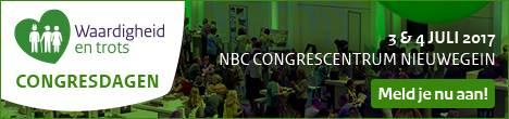 Waardigheid en trots congresdagen 2017