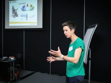 Afbeelding bij 'Eva van Zelm (Topaz): 'Meer dan 20 workshops die mij interessant lijken''