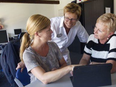 Afbeelding bij 'Zinzia Zorggroep geeft professionals een stem in de Professionele Adviesraad (PA..'