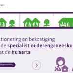Afbeelding bij 'Wegwijzer zorgvernieuwing: Positionering en bekostiging specialist ouderengeneeskunde naast de huisarts'