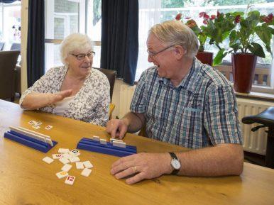 Afbeelding bij 'Nieuwe Hoeven (BrabantZorg) versterkt samen met de familie de eigen regie van de..'