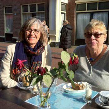 Afbeelding bij '12 december Bijeenkomst Dames THe – Thuis voelen in de ouderenzorg'