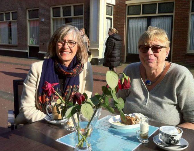 Afbeelding bij '12 december Bijeenkomst Dames THe - Thuis voelen in de ouderenzorg'