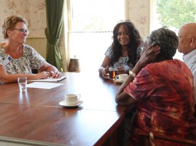 Afbeelding bij 'Video WVO Zorg: 'Thuis voelen in het verpleeghuis''