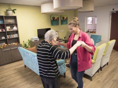 Afbeelding bij 'Het Parkhuis zorgt ervoor dat bewoners zich hartverwarmend thuis voelen'