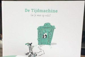 boekomslag De Tijdmachine