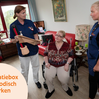 Afbeelding bij 'Inspiratiebox: methodisch werken in de verpleeghuiszorg'