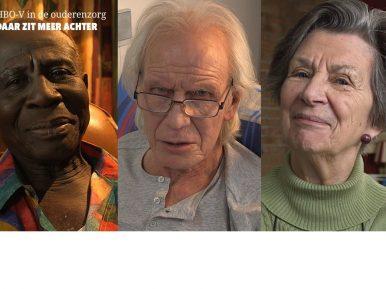 Afbeelding bij 'Arbeidsmarktcampagne 'Hbo-v in de ouderenzorg''