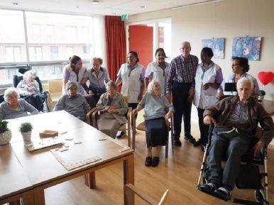 Afbeelding bij 'Meer durven, vragen stellen en familienet bij Zonnehuisgroep Amstelland'