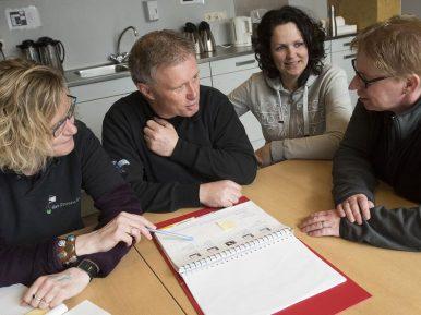 Afbeelding bij 'Saxenburgh Groep: De dialoog aangaan door dingen inzichtelijk te maken'