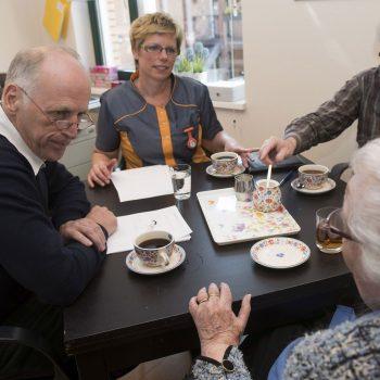 Afbeelding bij 'Goede zorg vraagt in alle fases om een goede communicatie met familie'