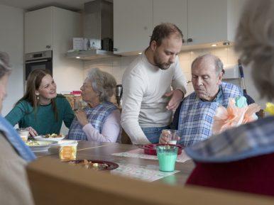 Afbeelding bij 'Zorggroep Liante roept ondersteuning in van familie'
