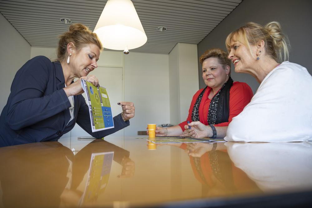 Zorgorganisatie en Zorgkantoor in gesprek over het kwaliteitsplan