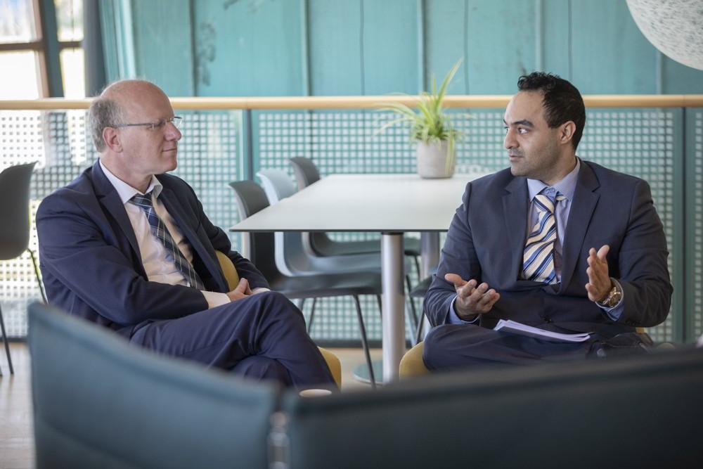 Zorgcentrum Aelsmeer en Zorg en Zekerheid in dialoog over het kwaliteitsplan