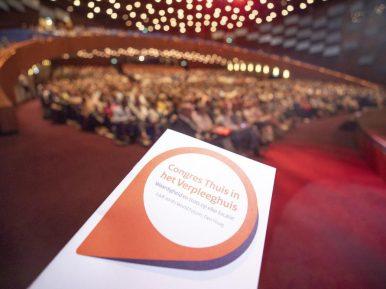 Afbeelding bij 'Compilatiefilm congres 'Thuis in het Verpleeghuis, Waardigheid en trots op..'