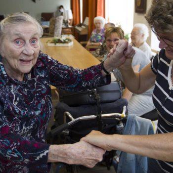 Afbeelding bij 'Zorgkantoren willen zorg verbeteren op basis van wensen cliënt'