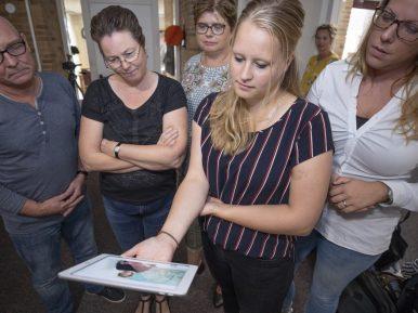 Afbeelding bij 'De Escape Room van Omring leert zorgprofessionals anders kijken'