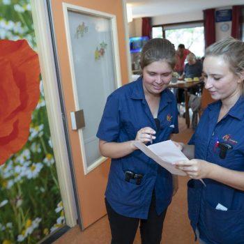 Afbeelding bij 'Coaches ondersteunen verpleeghuizen: de scan als foto van de organisatie'
