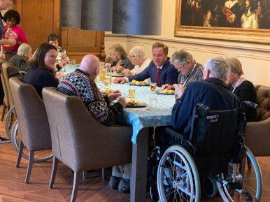 Afbeelding bij 'Minister Hugo de Jonge opent woonlandschap de Leyhoeve in Groningen'