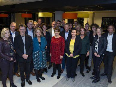 Afbeelding bij 'Friese ouderenzorgorganisaties werken samen en ondertekenen convenant'