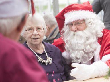 Afbeelding bij 'Kerst in het verpleeghuis – Fijne feestdagen!'