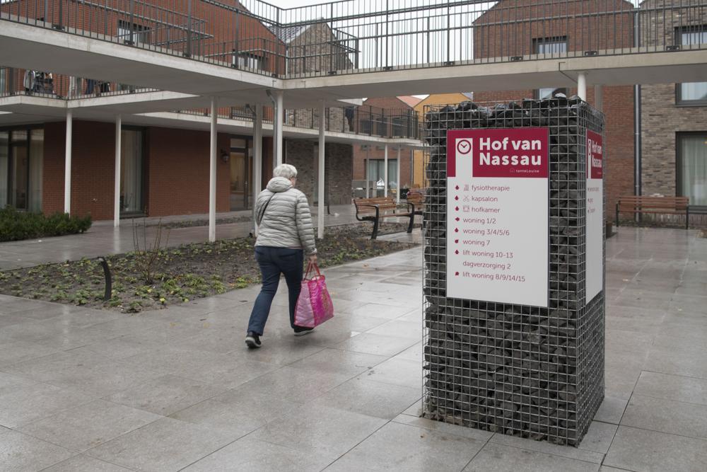 TanteLouise Hof van Nassau