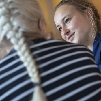Afbeelding bij 'Vragenlijst: leerbehoefte zorgprofessional in de ouderenzorg – Doe mee!'