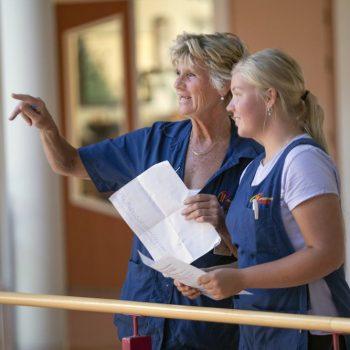 Afbeelding bij 'Noord-Nederland lanceert leidraad voor onderwijs in de praktijk van de ouderenzo..'