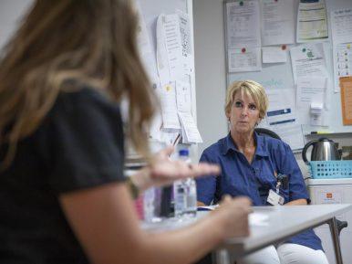 Afbeelding bij 'Midden IJsel zet in op praktijkleerroute, technologie en regioverpleegkundigen'
