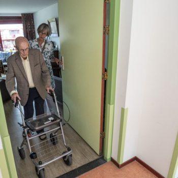 Afbeelding bij 'Verblijfsduur van patiënten in verpleeghuizen is afgenomen'
