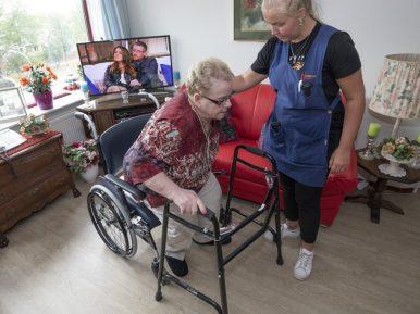 Afbeelding bij 'Minister in gesprek over medische zorg bij kleinschalige woonzorgvormen'