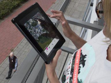 Afbeelding bij 'Via locatie-technologie meer inzicht in complex gedrag'