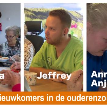 Afbeelding bij 'Nieuwkomers in de ouderenzorg - Bekijk de trailer!'