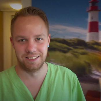 Afbeelding bij 'Nieuwkomers in de ouderenzorg: Jeffrey – Werken in de ouderenzorg #aflevering3'