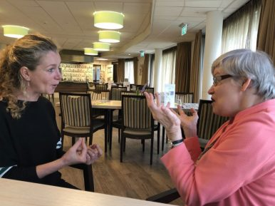 Afbeelding bij 'Gelderhorst biedt dove mensen met en zonder dementie een thuis'