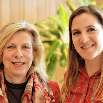 Afbeelding bij 'Vera & Atie: Wij spreken tijdens het congres Thuis in het verpleeghuis omda..'