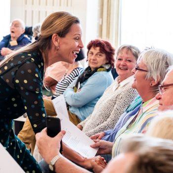 Afbeelding bij 'Maartje de Lint: ik spreek tijdens het congres Thuis in het verpleeghuis omdat�..'
