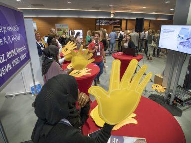 Afbeelding bij 'Congres 'Samen sterk tegen antibioticaresistentie''