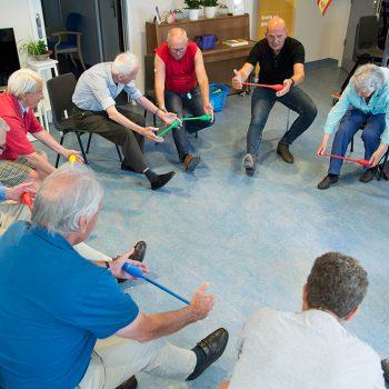 Afbeelding bij 'Dagbesteding in het verpleeghuis: 10 voorbeelden van georganiseerde activiteiten'
