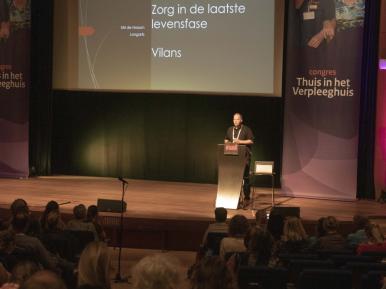 Afbeelding bij 'Sander de Hosson: 'Bij palliatieve zorg gaat het om de kleine dingen'..'