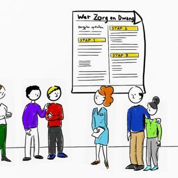 Afbeelding bij 'Nieuwe serie regionale informatiebijeenkomsten Wet zorg en dwang'