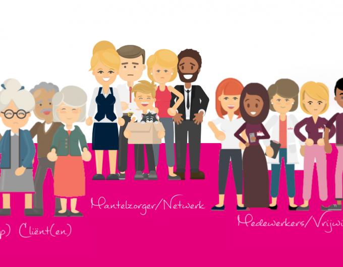 Afbeelding bij 'Handreiking 'Formele en informele zorg: gelijkwaardig samenwerken''