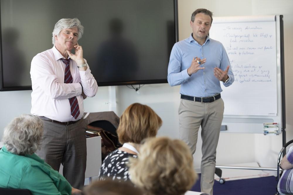 Workshop-kwaliteitskader-verpleeghuiszorg-verbeteren-HansBuijing-en-GerroldVerhoeks-aan-het-woord